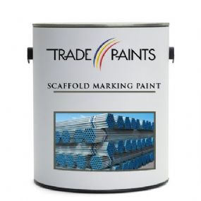 Scaffold Marking Paint | www.paints4trade.com